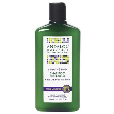 Full Volume Lavender & Biotin Hair Care