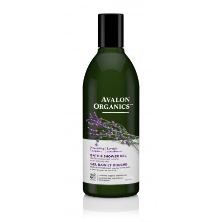 Organic Bath & Shower Gel