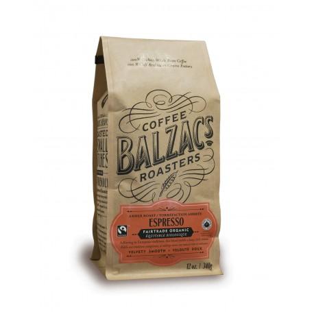 Whole Bean Coffee - Fair Trade Organic