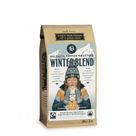 Whole Bean Coffee - Fair Trade Organic - SEASONAL