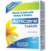 Boiron - Arnicare Tabs Muscle & Joint Pain - Packaging of 60 Tabs