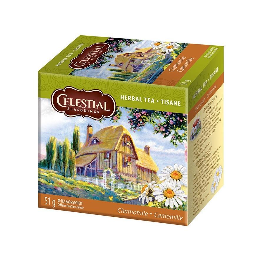 Herbal Teas 40 Count