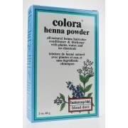 Colora Henna - Buttercup Blonde Powder - Packaging of 60 g