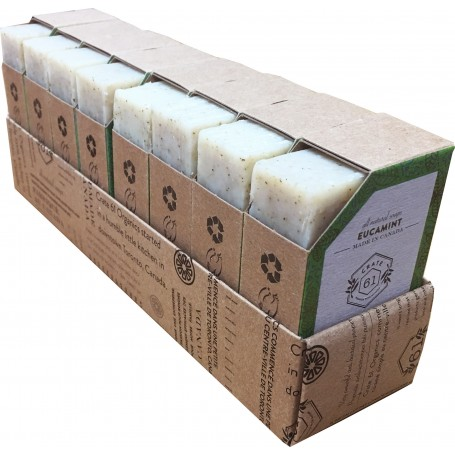 Soap - NOW 8-SINGLE BARS PER PACK