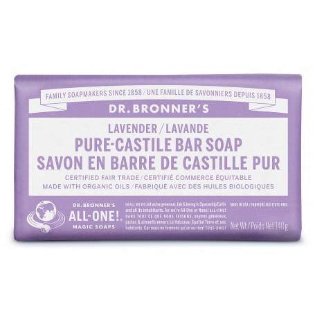 Organic Pure Castile Bar Soaps