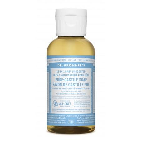 Organic Castile Soap Trial Size