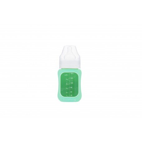 Wide Neck Glass Baby Bottle Collection