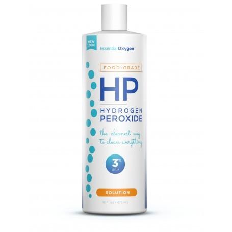 Oral Care & Hydrogen Peroxide