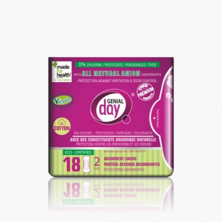 Eco-Certified Feminine Products