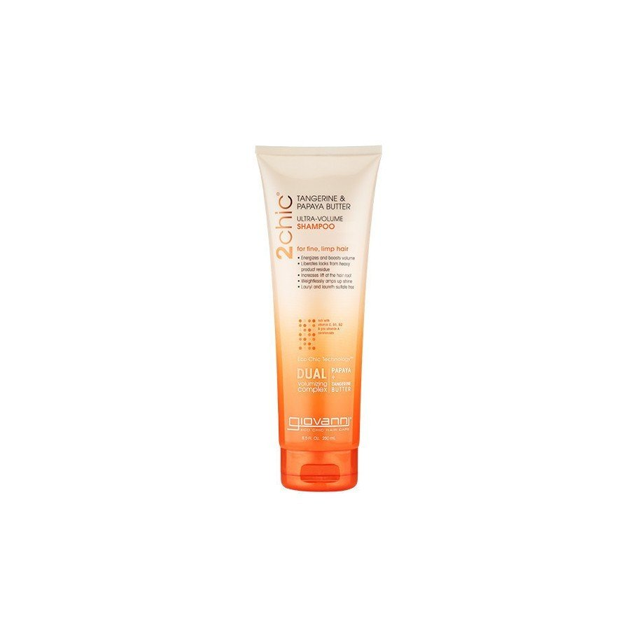 2chic® Ultra-Volume Collection with Tangerine & Papaya Butter