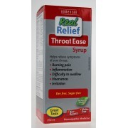 Homeocan - Real Relief Throat Ease Syrup - Packaging of 250 ml