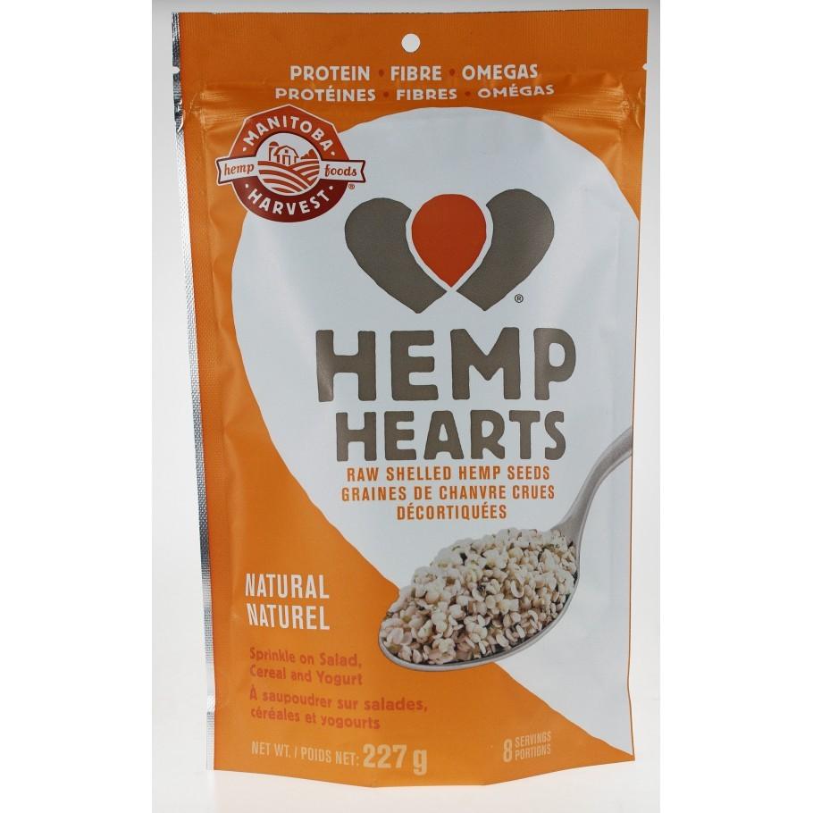 Hemp Hearts (Shelled Hemp Seed)