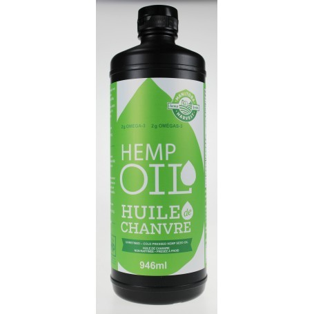 Hemp Seed Oil & Butter