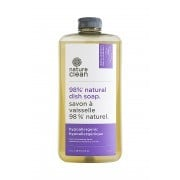Nature Clean - Dishwashing Liquid - Lavender/Tea T - Packaging of 1.5L