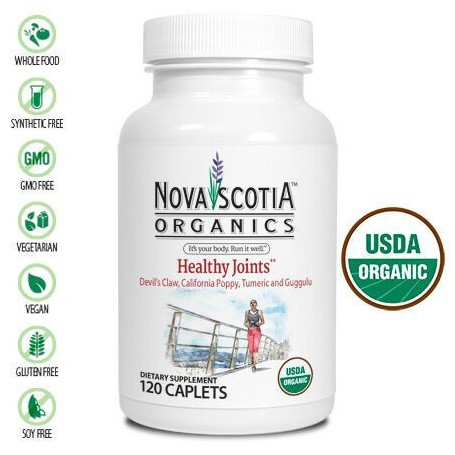 Certified Organic Supplements & Solutions