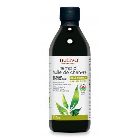 Organic Hempseed Oil