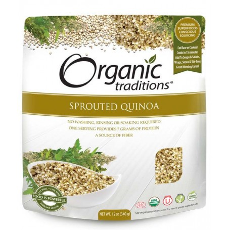 Sprouted Grains & Seeds