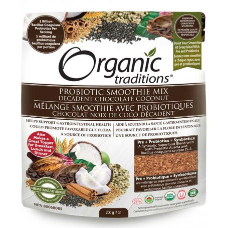 Probiotic Smoothie Mixes