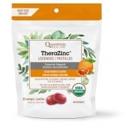 Quantum - Organic TheraZinc Blood Orange - Packaging of 18 ct bag