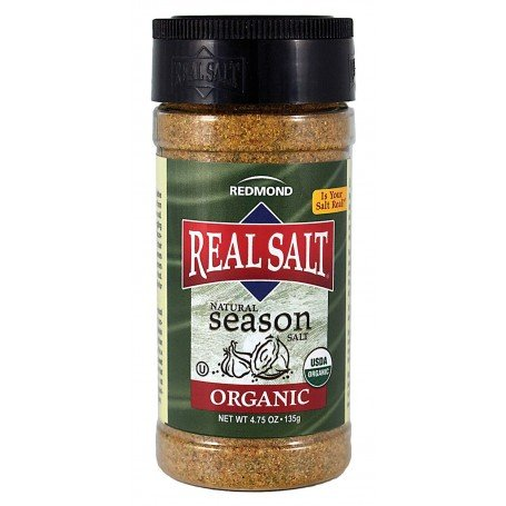 Organic Gourmet Seasoning