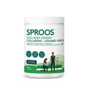 Sproos - Sproos Collagen Greens - Packaging of 264g