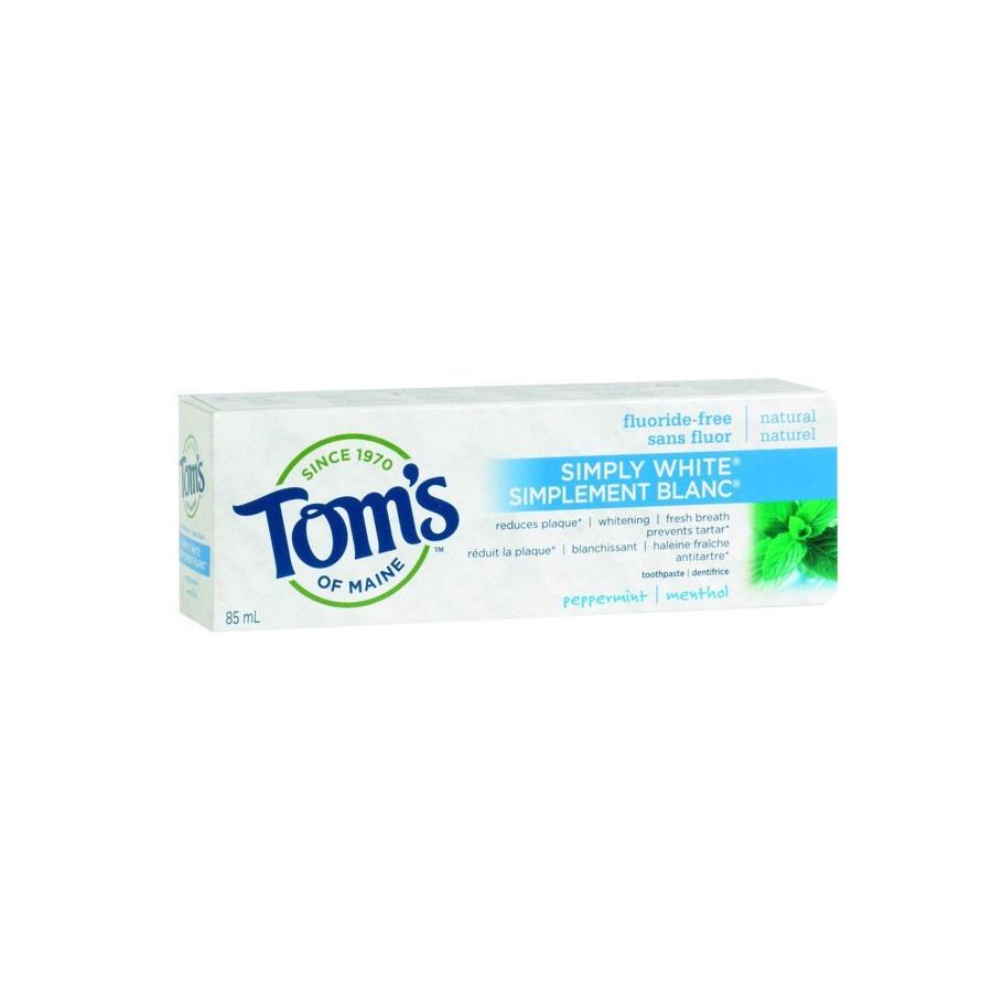 Non Fluoride Toothpaste