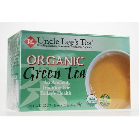 Green Teas
