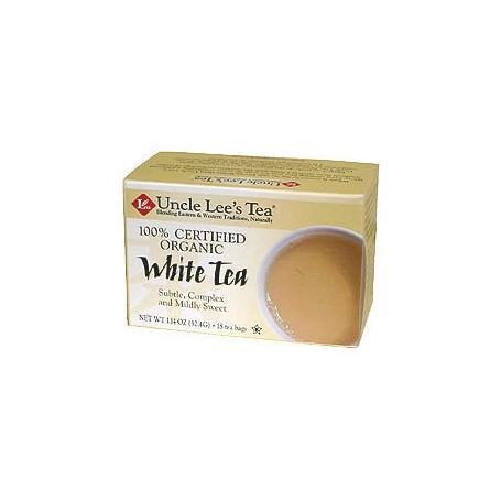 Organic White Teas
