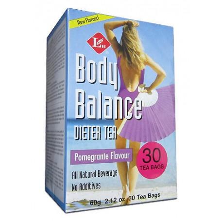 Body Balance Dieter Teas
