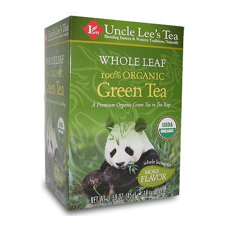 Whole Leaf Tea