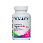 Vitality Products Inc. - Time Release Super Multi+ 60 Days - Packaging of 60 Tablets