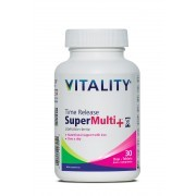 Vitality Products Inc. - Time Release Super Multi+ 30 Days - Packaging of 30 Tablets