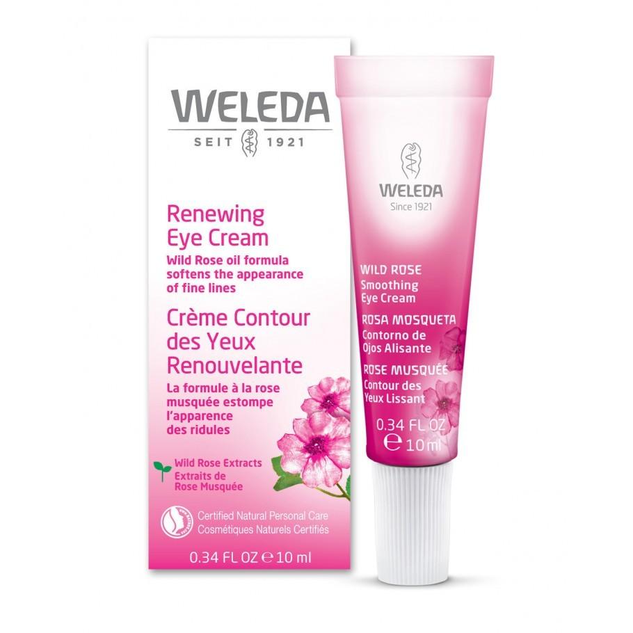 Facial Care - Renewing Wild Rose