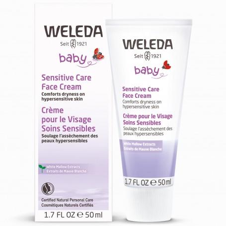 Baby Care - Sensitive White Mallow