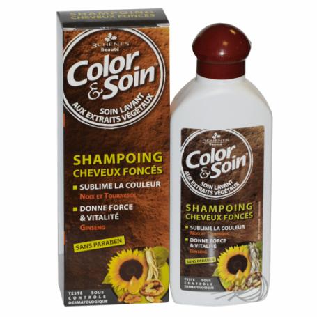 Color Et Soin Hair Care Paraben Free Formula