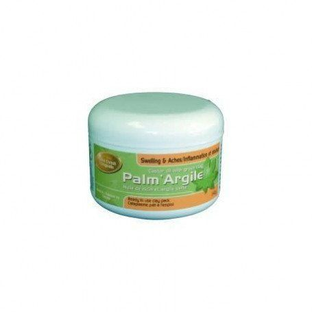 Castor Oil Poultices, Green Clay And Essential Oils