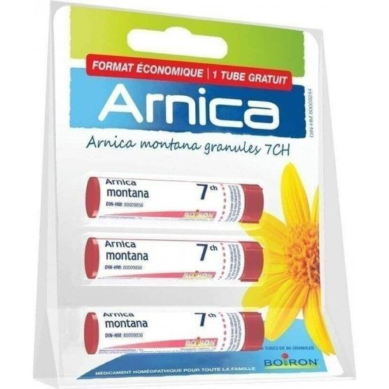 Boiron Arnica Blister 30ch for CA15.61