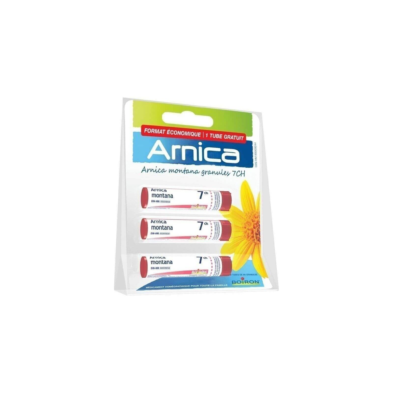 Boiron Arnica Blister 30ch pour 15,61 CA