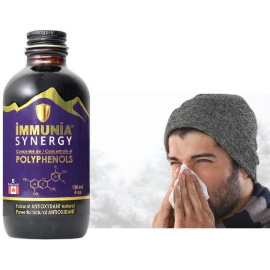 Fruitomed - Immunia Synergy (concentré des 5 fruits les plus