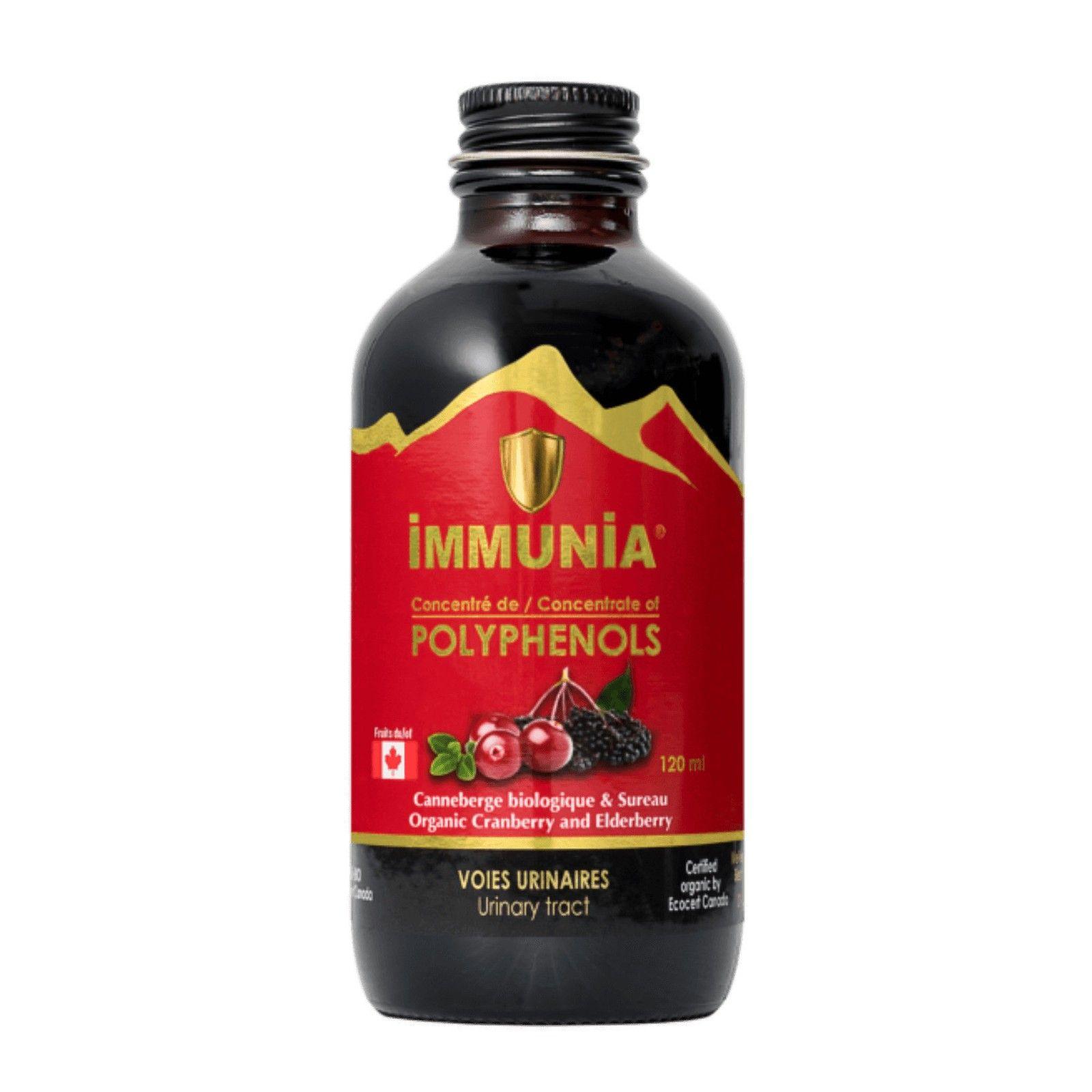 Fruitomed - IIMMUNIA VOIES URINAIRES BIO – Canneberge & Sureau