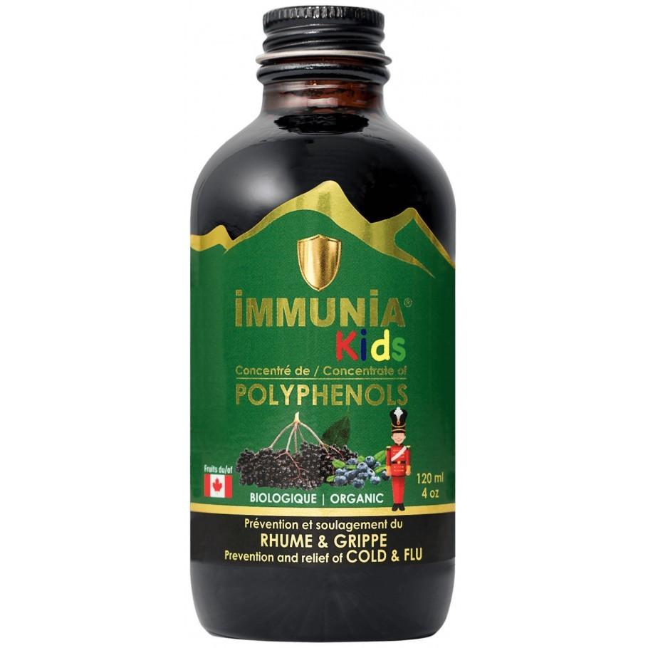 Fruitomed - Immunia Kids - Rhume & grippe au meilleur prix