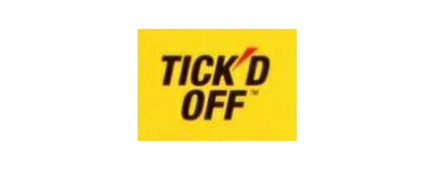 Tick'd Off