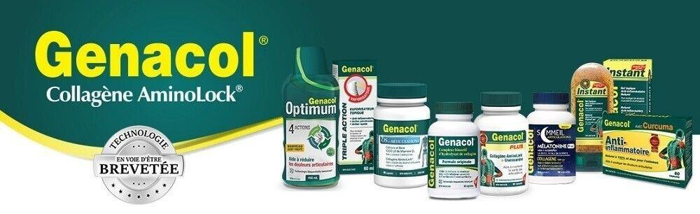 Genacol Products